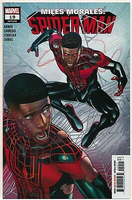 SPIDER-MAN #19 1ST COVER APP OF CLONE OF MILES MORALES MILES MORALES