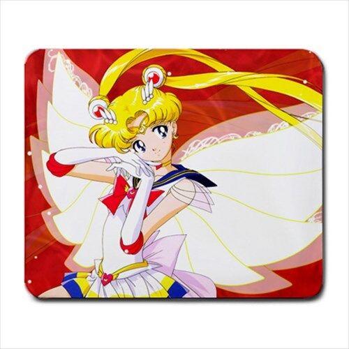 mat Sailor Moon Anime Large Mousepad