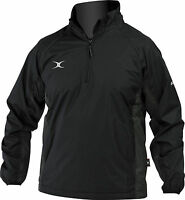 Clearance Line Gilbert Rugby Storm Shower Jacket Black Navy Red 2xs -3xl