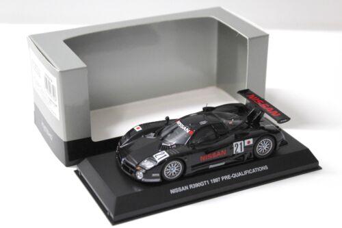 1:43 Kyosho Nissan R390 GT1 1997 24h Le Mans #21 NEW bei PREMIUM-MODELCARS