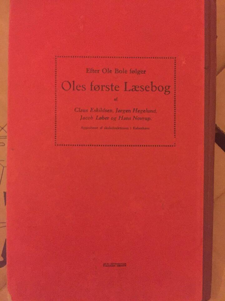 OLE B OLE ABC, Godkendt af skoledirektionen i København ,
