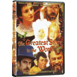 The-Greatest-Store-In-The-World-DVD-Rare-Daily-Mail-Christmas-Collection-New