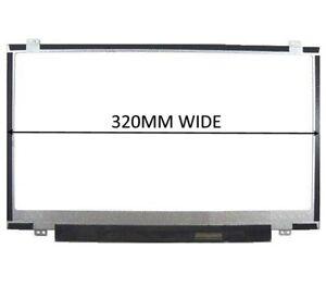 "G1 Compatible LP140WD2 TL LAPTOP LED LCD Screen LP140WD2-TLG1 14.0/"" WXGA++"
