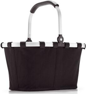 reisenthel carrybag xs black einkaufskorb tasche schwarz klein korb kindertasche ebay. Black Bedroom Furniture Sets. Home Design Ideas