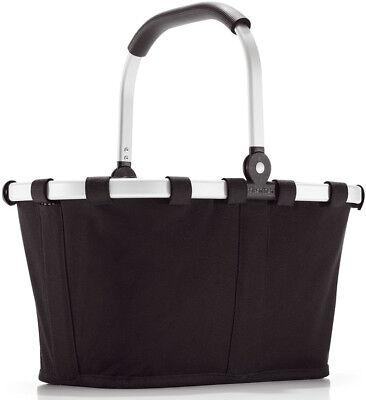 Laborioso Reisenthel Carrybag Xs Black Carrello Borsa Nero Piccolo Cesto Borsa Bambini-mostra Il Titolo Originale