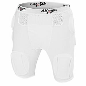 Alleson-Athletics-Youth-Integrated-5-Pocket-Football-Girdle-With-Pads-6995PY