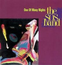 SOS Band One of many nights (1991) [CD]