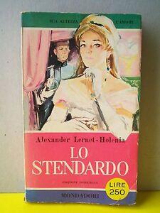 LO-STENDARDO-A-Lernet-Holenia-MONDADORI-1959