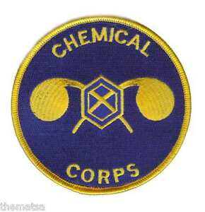 ARMY CHEMICAL CORPS 4