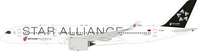 Inflight 200 If350ca0819 1/200 Star Alliance ( Aria China) Airbus A350-900 Materiali Superiori