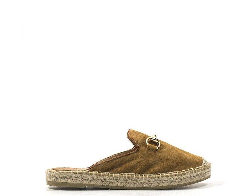 Zapatos KANNA Mujer marrón Gamuza 7009-CU