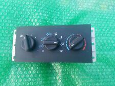 Jeep Cherokee XJ 99-01 Heater Heat Climate Control Fan Switch w// A//C Switches
