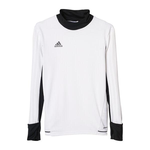 Adidas Tiro 17 Top Allenamento Bambini Bianco Nero