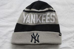 NEW-York-Yankees-Berretto-NUOVO-039-47-NYC-NYY-taglia-unica-Baseball-MLB