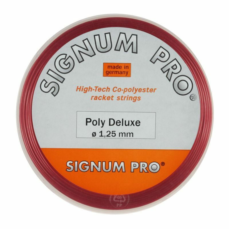 Signum Pro Poly-Deluxe Tennis String