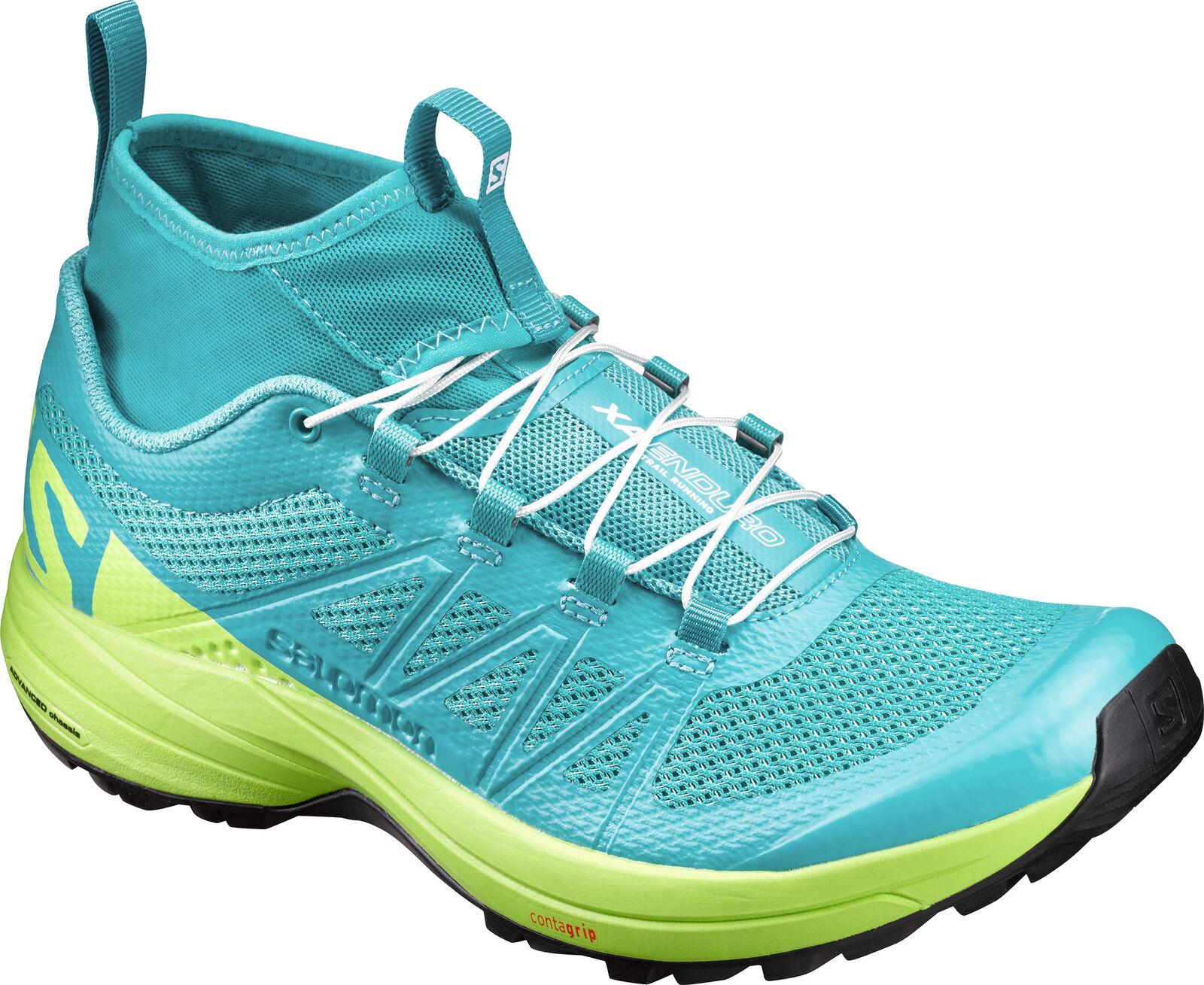 Salomon XA Enduro Trail Running Running Running Zapatos-Azul para Mujer  suministro directo de los fabricantes