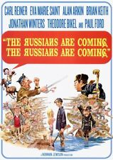 The Russians Are Coming, the Russians Are Coming (DVD, 2015)