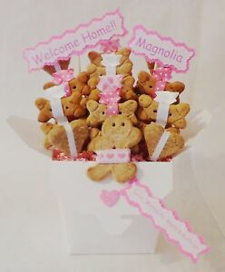 Dog Treat Gift Basket Valentine S Day Dog Gift Basket Dog Treats
