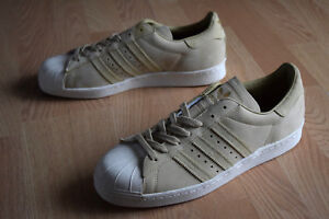 Details zu adidas Superstar 80s 43 44 44,5 45 BY2507 cAmPuS sTan smitH forUm dEcadE 80's
