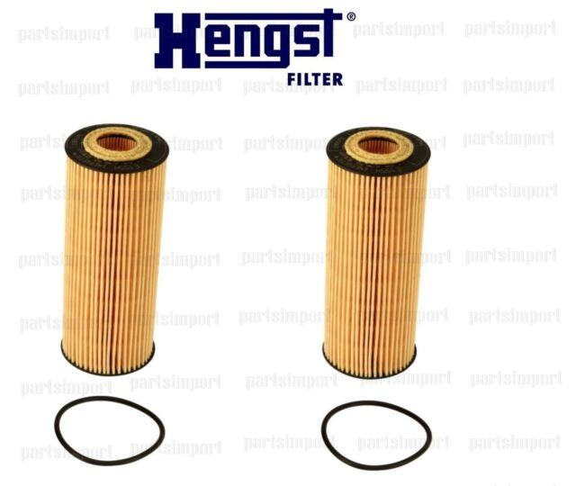 Mercedes  Oil Filter Made in Germany 278 180 00 09  Hengst E155H D122