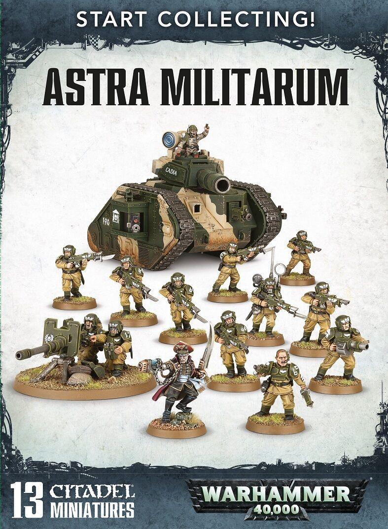 Estrellat Collecting  Astra Militarum -  giocos lavoronegozio miniatures in low price  acquistare ora