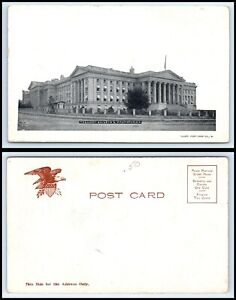 WASHINGTON-DC-Postcard-Treasury-Building-K28