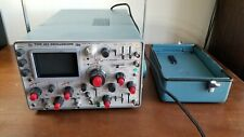 Tektronix Type 453 2 Channels 50 Mhz Oscilloscope With Faceplate Cover