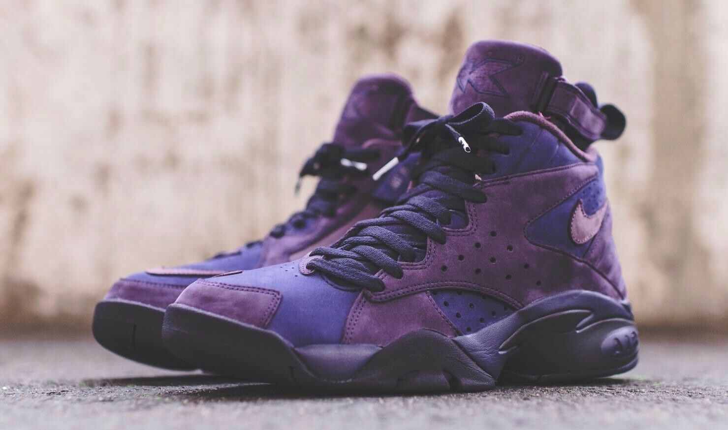 Kith x Nike Air Maestro II High - Purple - Comfortable The latest discount shoes for men and women