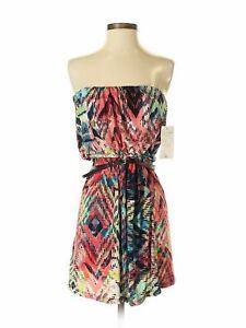 NWT Trixxi Women Pink Dress S