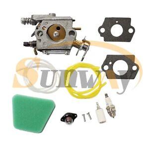 Carburettor Fits Walbro WT-600 WT-624 WT-625 WT-637 WT-662 Poulan Chainsaws 713830496805
