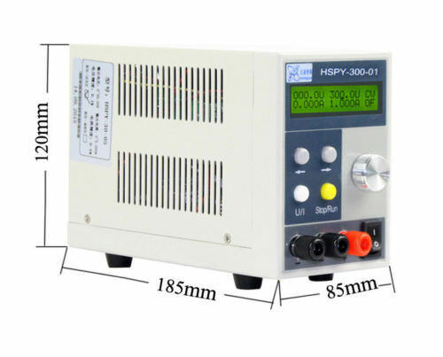 200V//1A adjustable Programmable DC Power Supply CUP time tracking LCD Display