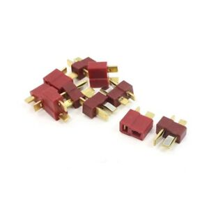 5-Pair-Deans-Ultra-Plug-T-Male-Female-Connector-for-RC-Li-Po-Battery-Car-Pl-X8P1