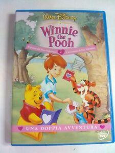 DVD-WINNIE-THE-POOH-IL-GIORNO-DEL-NON-VALENTINO-L-039-AVVENTURA-DI-SAN-VALENTINO