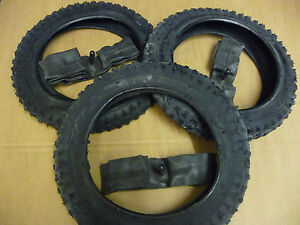 3.... 12 1/2 X 2 1/4 TYRES & INNER TUBES Buggy Pushchair Pram kids Bike 12X2.125