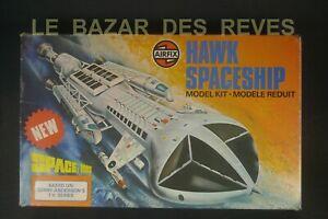 AIRFIX-HAWK-COSMOS-1999-Vintage-Kit-1977-Boite-type-1-GERRY-ANDERSON