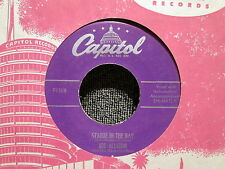 JOE ALLISON Nashville Boys - Statue In the Bay / It Is No  CAPITOL F1308 - 45rpm