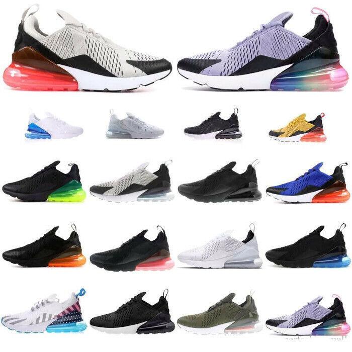 Top 270 Running scarpe Triple nero University oro Core Core Core bianca Be True Medium dffbd3