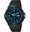 Casio-Gents-24-Hour-Dial-Analogue-Day-Date-Water-Resistant-Watch-MRW-200H-2BVDF thumbnail 1