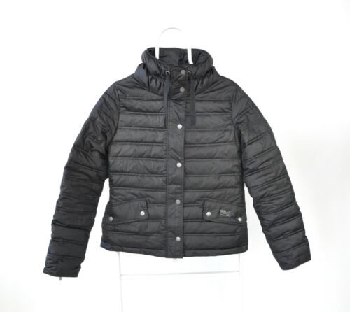 WOMENS BARBOUR INTERNATIONAL 'CROWN' QUILTED PUFF… - image 1