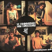5 Seconds of summer - 5SOS Somewhere new CD (new album/sealed records)