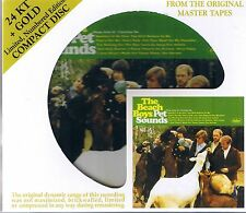 Beach Boys, The Pet Sounds 24 Karat Gold CD Audio Fidelity AFZ 031