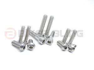 Vehicle Parts & Accessories BMW K1200LT 2000 stainless steel bottom motorcycle yoke bridge pinch bolts Suspension & Handling