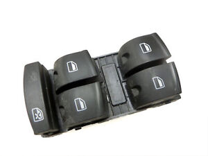 Interruttore-della-finestra-di-potere-Interruttore-Sx-ANT-per-Audi-Q7-4L-05-09