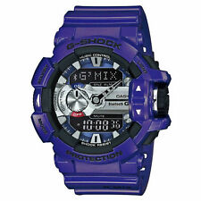 b4c31f5734fd Casio G-shock G mix Bluetooth Smart Series Watch Gba400-2a Purple ...