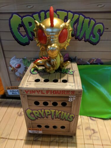 Cryptkins Series 2 You Choose Vinyl Figures Hot Topic Bone Chilling Chase /& Set