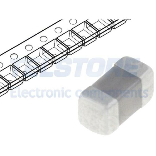100pcs CL 05 C 120 JB 5 NNNC Capacitor Ceramic MLCCs 12pf 50v c0g ± 5/% SMD 0402 S