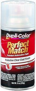 bcl0125 perfect match clear top coat 8 oz aerosol spray paint ebay. Black Bedroom Furniture Sets. Home Design Ideas