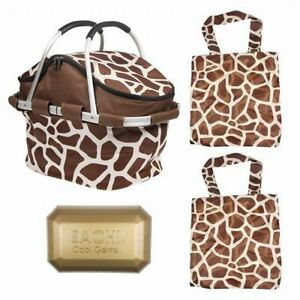 Sachi-Set-Collapsible-Insulated-Carry-All-Basket-Shopping-Picnic-Reusable-Bags