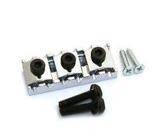 "Chrome Schaller Germany Floyd Rose® R2 1-5/8"" Locking Guitar Nut BP-2026-010"