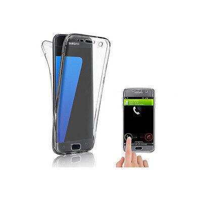 Antichoque 360 Gel De Silicona Protector Transparente carcasa funda para Samsung